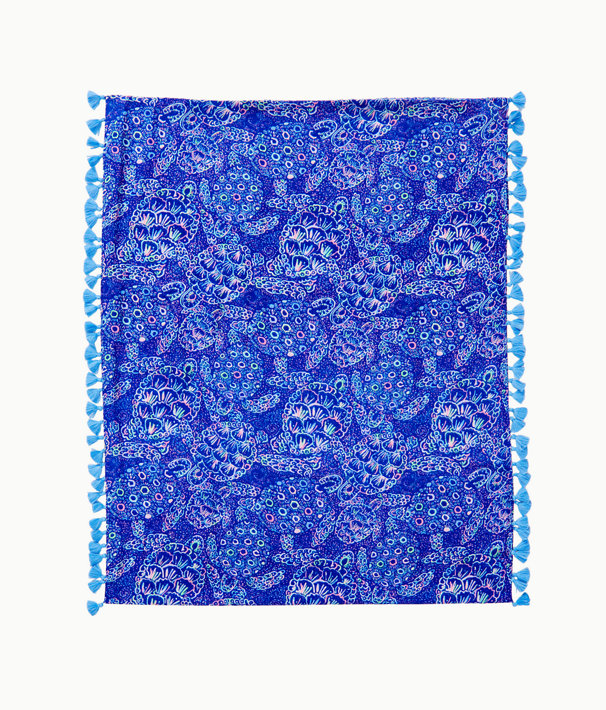 Resort Infinity Loop Scarf, Lapis Lazuli Take It Slow, large