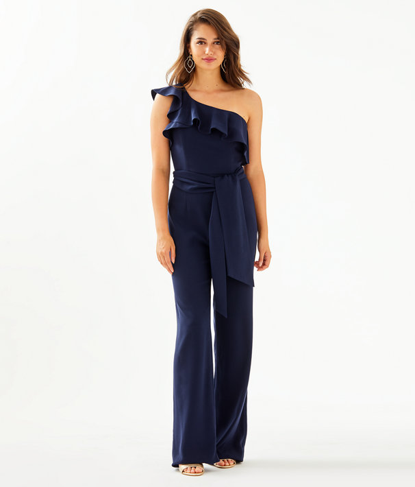 lyra-one-shoulder-jumpsuit by lilly-pulitzer