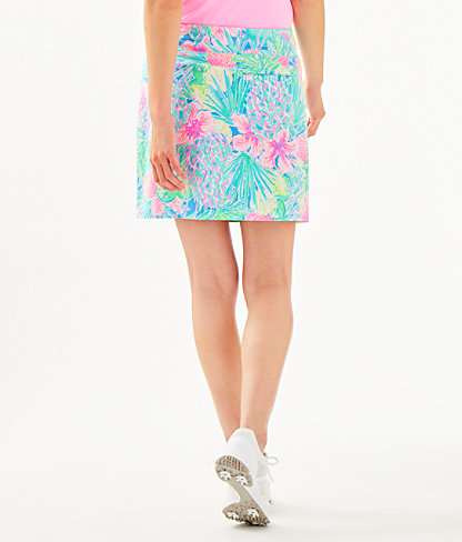 UPF 50+ Luxletic Monica Skort, Multi Swizzle In, large 1