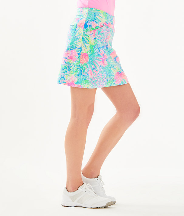 UPF 50+ Luxletic Monica Skort, Multi Swizzle In, large