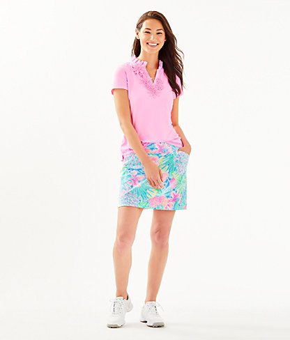 UPF 50+ Luxletic Monica Skort, Multi Swizzle In, large 3