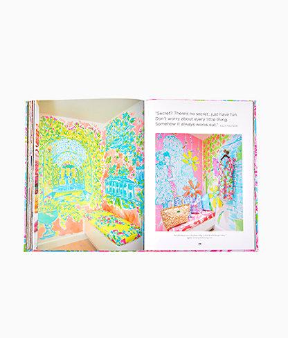 Assouline Book Standard Edition, Multi Viva La Lilly Assouline, large 2