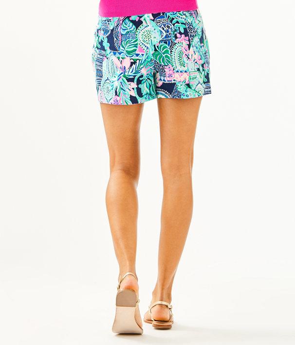 "3.5"" Malie Stretch Short, Multi Lookin Sharp, large"