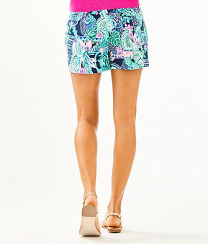 "3.5"" Malie Stretch Short, Multi Lookin Sharp, large 1"