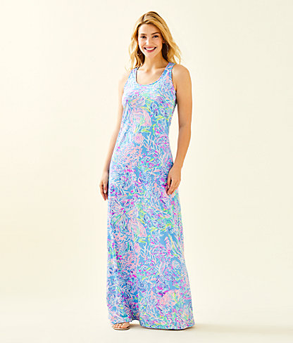Treena Maxi Dress, Multi All Together Now, large 0
