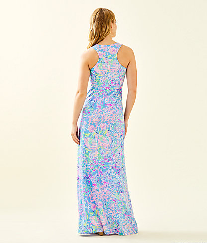 Treena Maxi Dress, Multi All Together Now, large 1