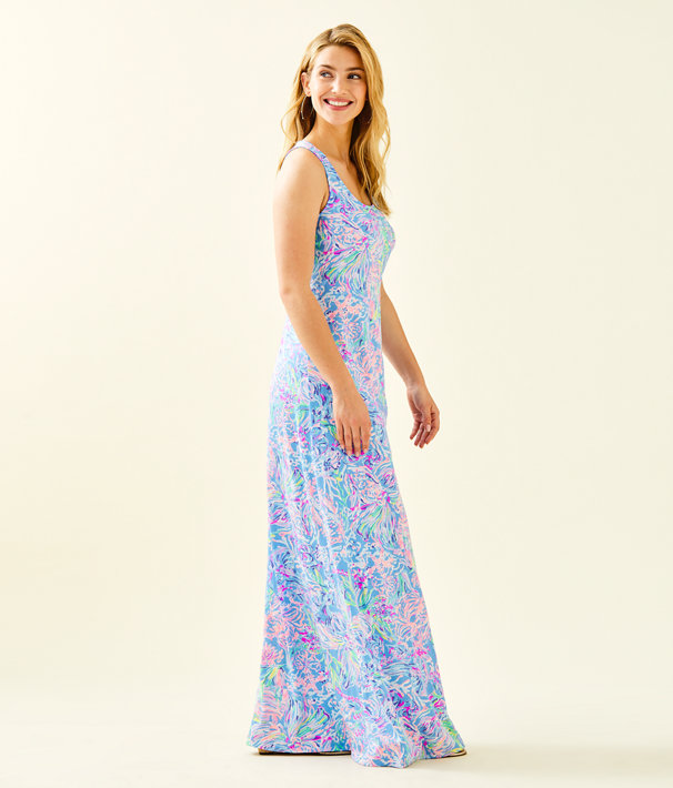Treena Maxi Dress, Multi All Together Now, large