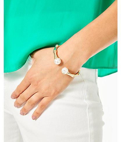 Cosmic Sky Bracelet, Gold Metallic, large 1