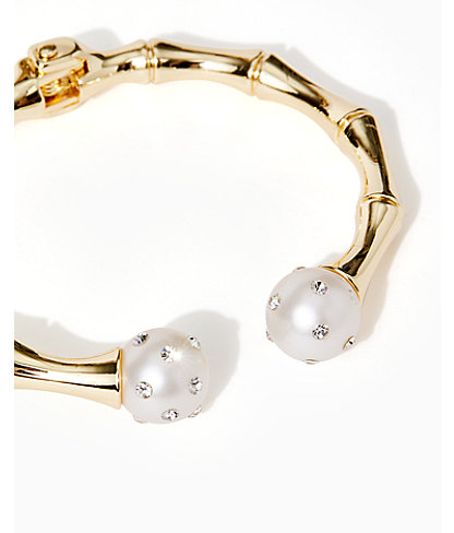 Cosmic Sky Bracelet, Gold Metallic, large 2