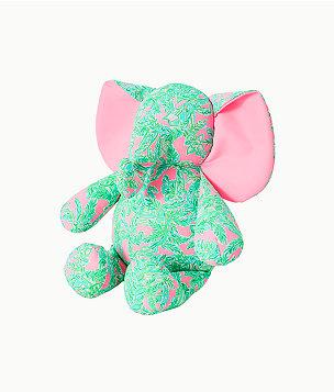 Minnie Elephant, Mandevilla Baby Pink Sand Paradise Accessories, large