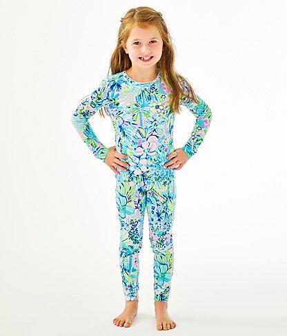 Girls Sammy Pajamas - Snug Fit, Multi Lillys House, large 0