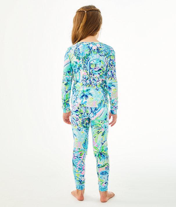 Girls Sammy Pajamas - Snug Fit, Multi Lillys House, large