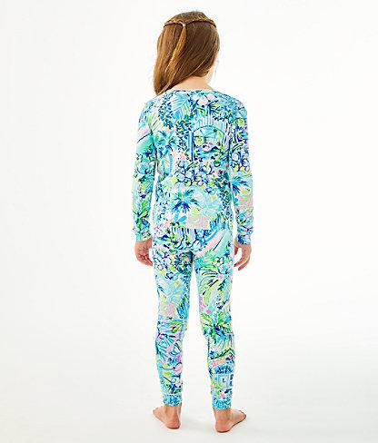 Girls Sammy Pajamas - Snug Fit, Multi Lillys House, large 1