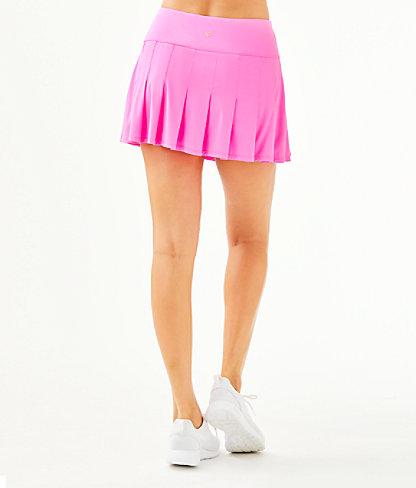 UPF 50+ Luxletic Annora Skort, Prosecco Pink, large 1