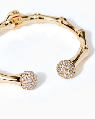 Star Bright Bracelet, Gold Metallic, large