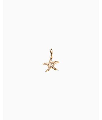 Small Custom Charm   Starfish by Lilly Pulitzer