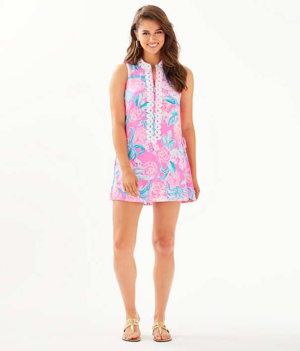 Jonna Romper, Prosecco Pink Pinking Positive, large