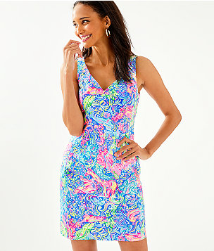 Shela Dress, Multi Pop Up 60 Animals, large