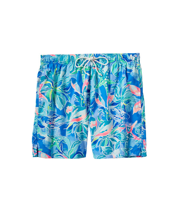 631b40c475fbe7 Mens Capri Swim Trunk | 22321 | Lilly Pulitzer