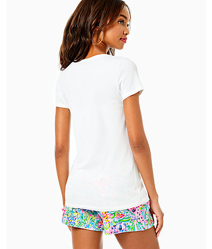 Michele Top, Resort White, large 1