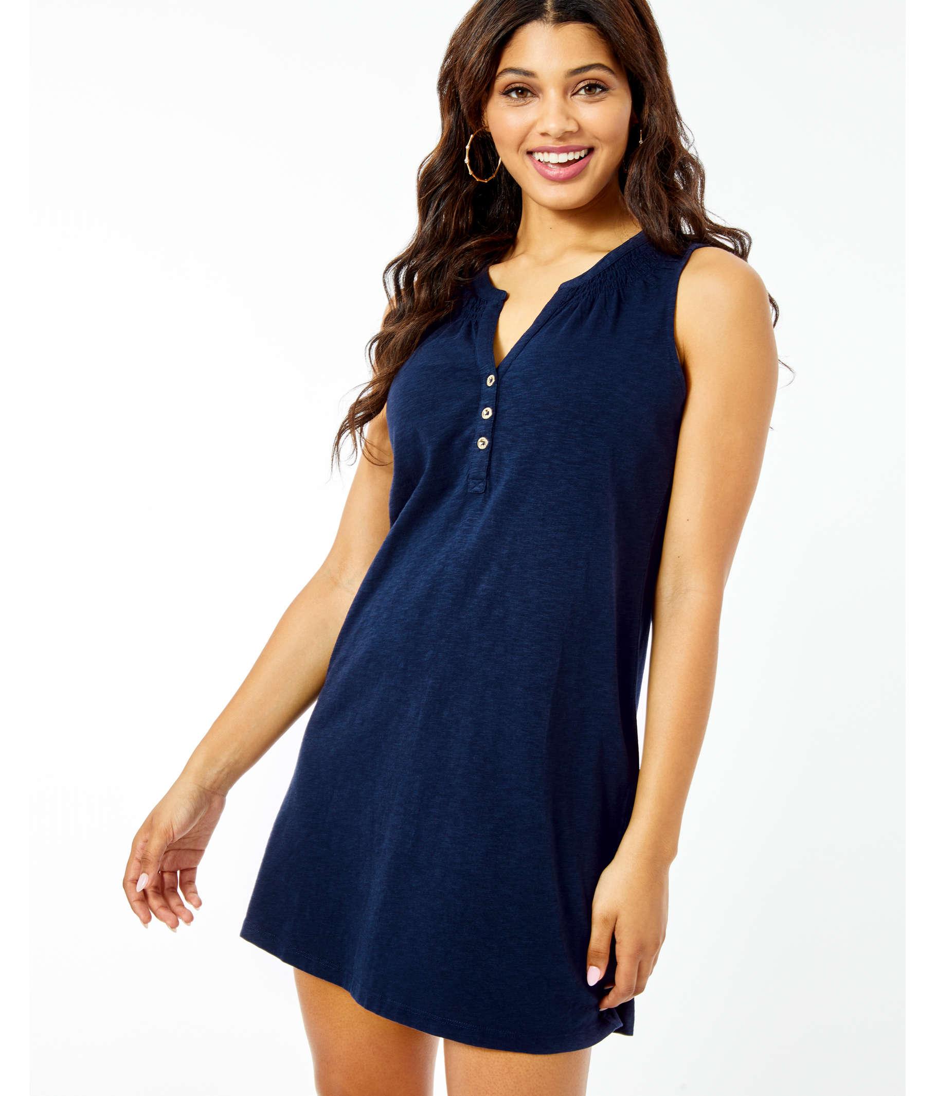 69cd35d3ec ... Sleeveless Essie Dress