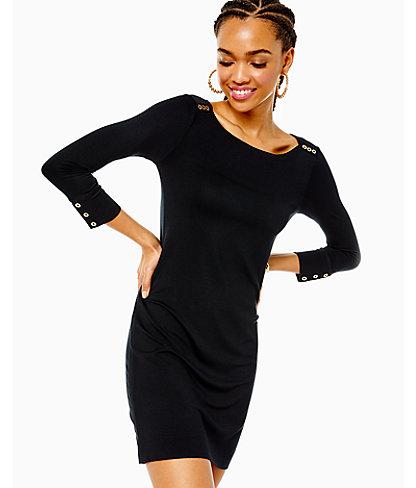 UPF 50+ Sophie Dress, Onyx, large 0