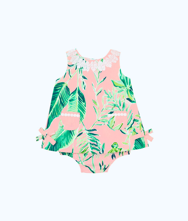 753f19d23 Baby Lilly Shift, Coral Reef Tint Chimpoiserie, large