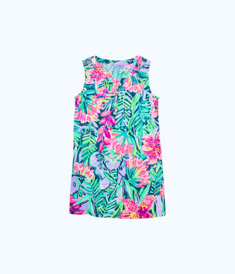 Girls Mini Essie Dress, Multi Slathouse Soiree, large