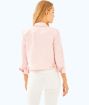 Seaspray Denim Jacket, Paradise Tint, large