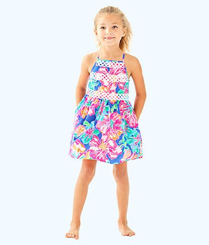3b5ebcbcdf0783 Girls Elize Dress   28747   Lilly Pulitzer