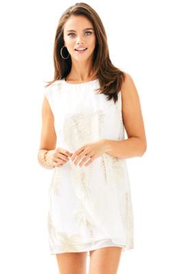 Calissa Silk Dress, , large