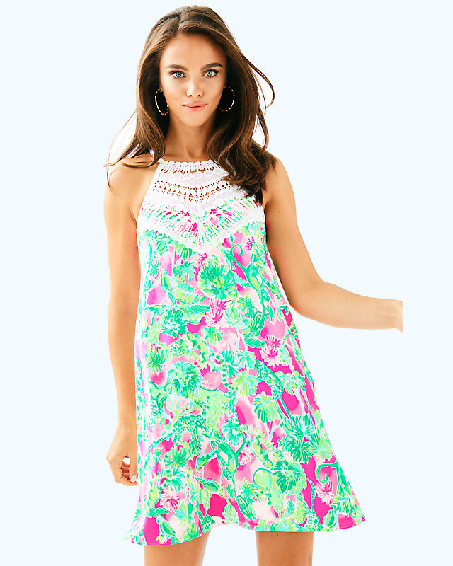 Lilly Pulitzer Womens Pearl Soft Shift