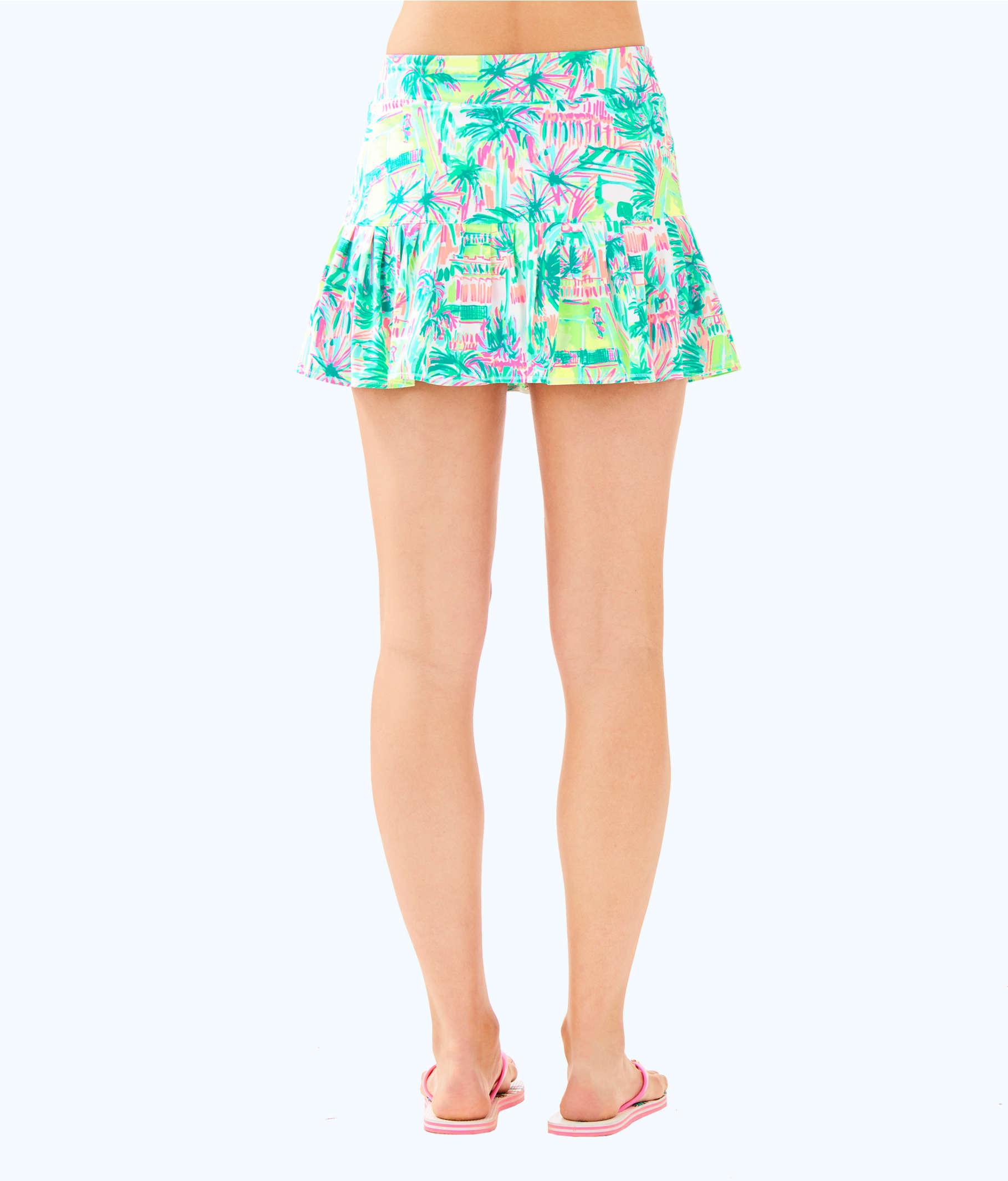 Women's Clothing Women's Lilly Pulitzer Skort Size 8