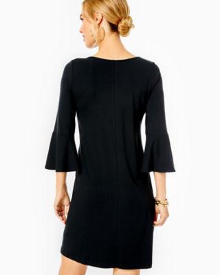Ophelia Dress, Onyx, large 1