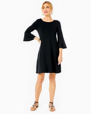 Ophelia Dress, Onyx, large 3