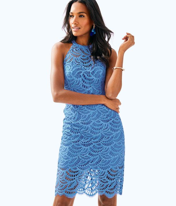 Kenna Halter Dress