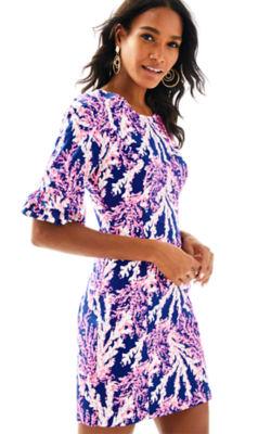 Fiesta Stretch Dress, , large