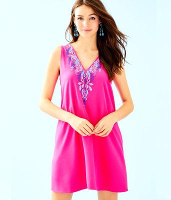 Owen Dress, Pinata Pink, large