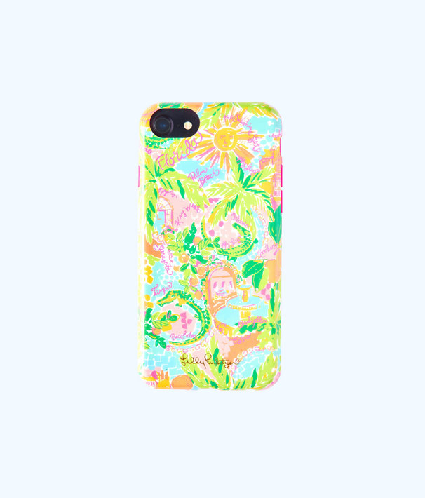 iPhone 6/7/8 Hybrid Classic Cover, Multi Sunshine State Tech, large
