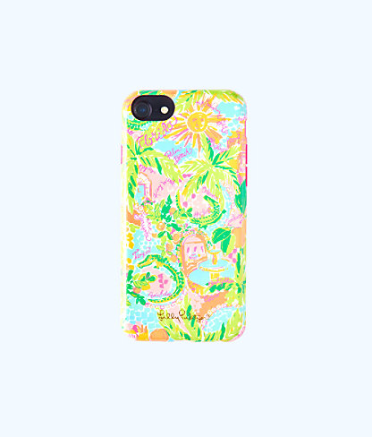 iPhone 6/7/8 Hybrid Classic Cover, Multi Sunshine State Tech, large 0