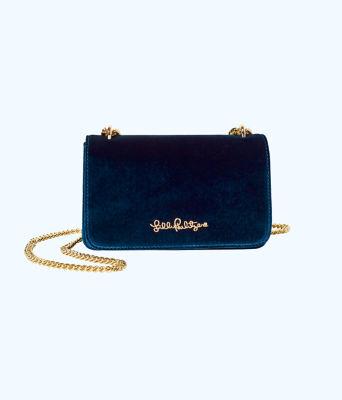 Kat Crossbody Bag, Inky Navy, large