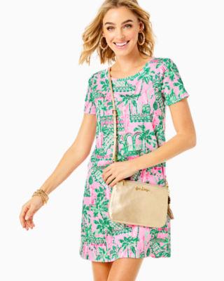 Cruisin Crossbody Bag, Gold Metallic, large 1