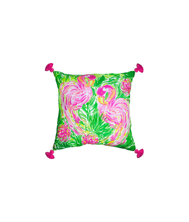 754d1bbc55179c Extra Large Indoor/Outdoor Pillow | 500940 | Lilly Pulitzer