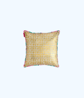 Large Pillow, Multi Via Flora, large 1
