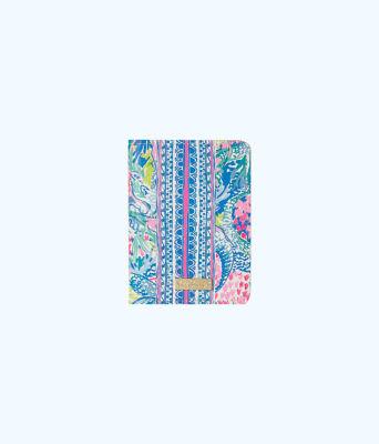 Passport Cover, Multi Mermaids Cove, large 0