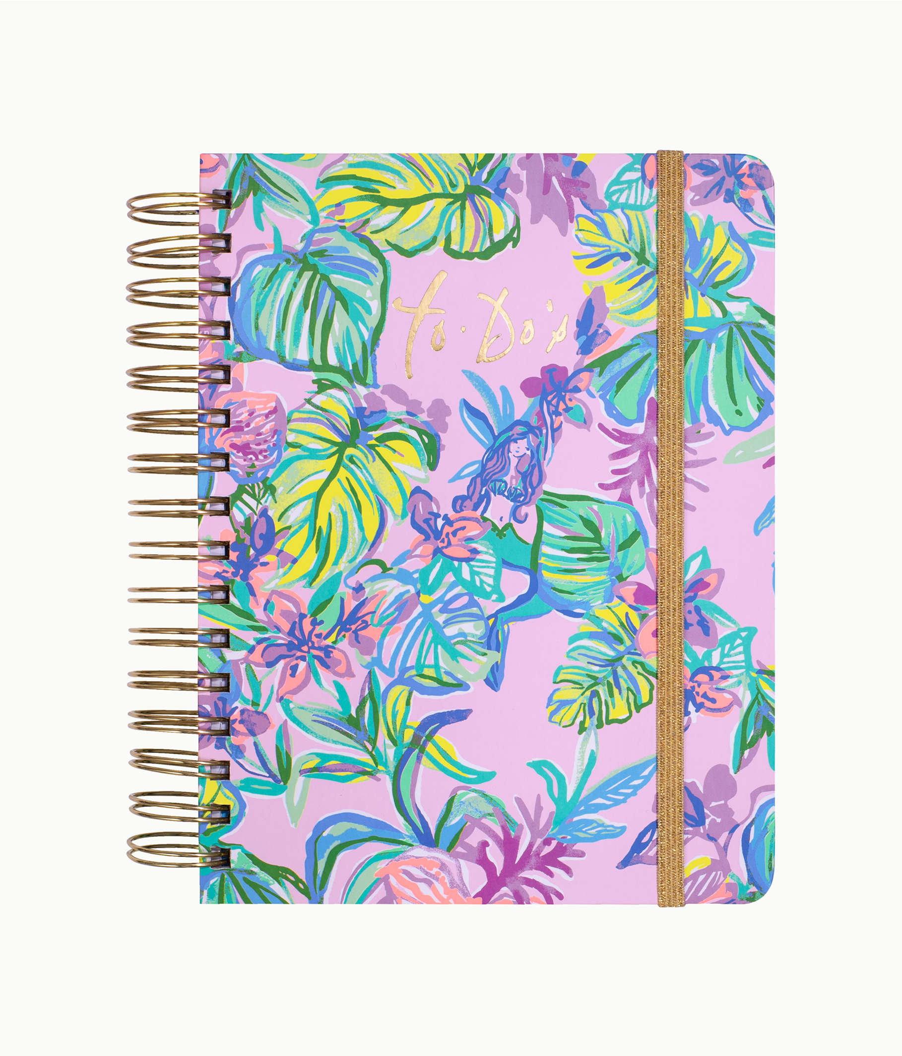 To Do Planner, Amethyst Tint Mermaid In The Shade, large Zoom