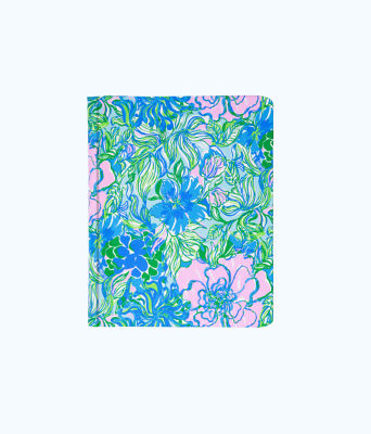 Concealed Spiral Journal, Multi Party Thyme, large 0