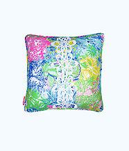 Large Pillow, Multi Cheek To Cheek, large