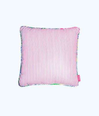 Large Pillow, Multi Cheek To Cheek, large 1