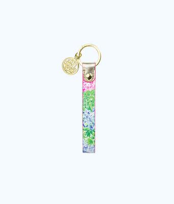 Strap Keychain, Multi Cheek To Cheek, large 0